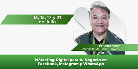 Workshop de Marketing Personalizado en Redes Sociales para Empresas biglietti