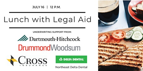 Lunch with Legal Aid tickets