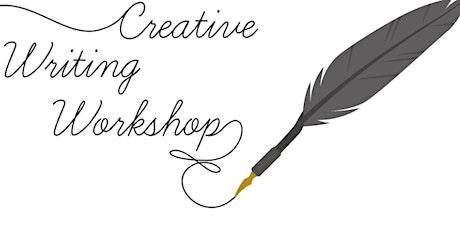 Virtual Creative Writing Workshop tickets