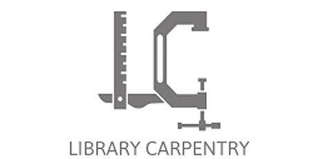 Library Carpentry Online tickets
