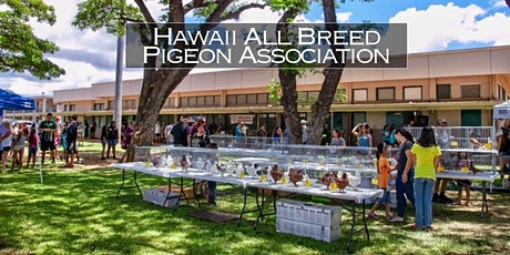 Roller Pigeon Show by Hawaii All Breed Pigeon Association in Ewa tickets