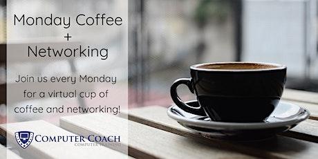 Monday Morning Coffee Talk tickets