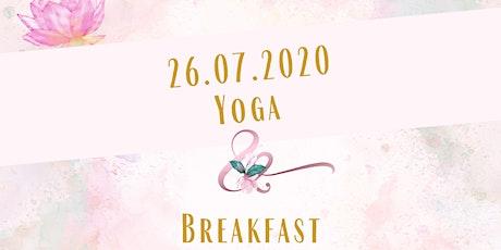 Yoga & Breakfast Tickets