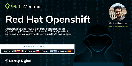 Aprende los fundamentos de Red Hat Openshift tickets