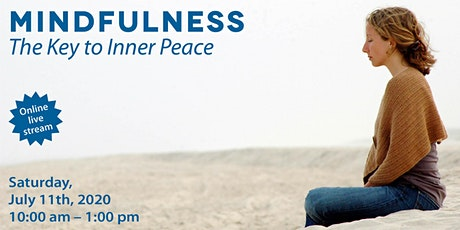 Mindfulness—The Key to Inner Peace: an online meditation course tickets