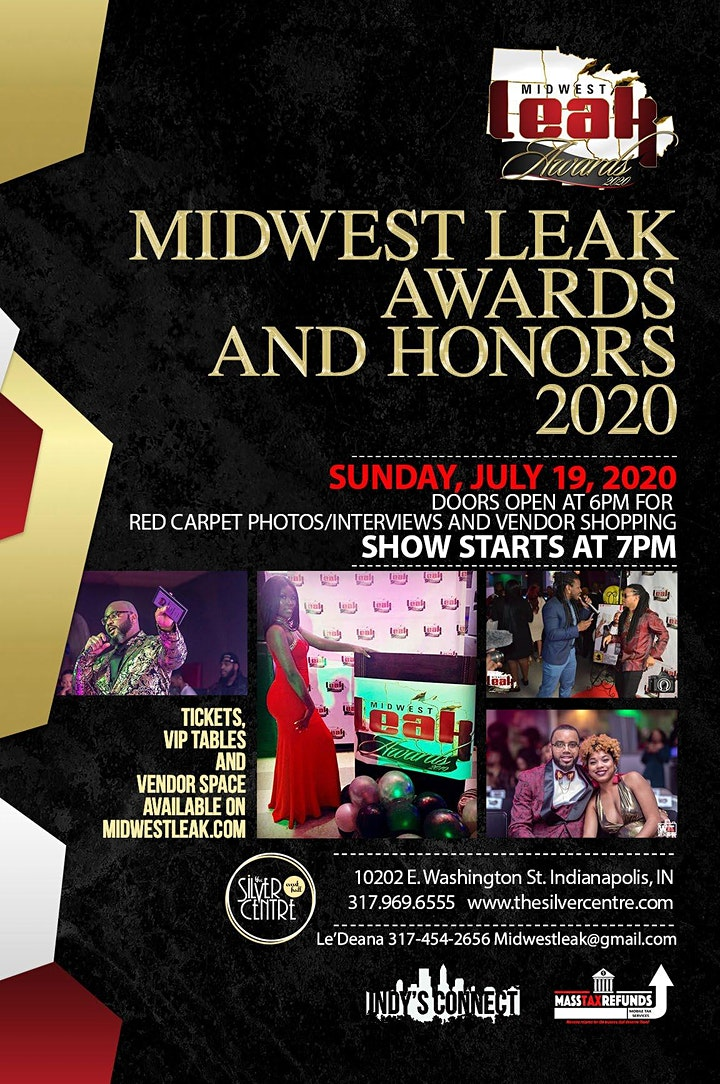 Midwest Leak Awards and Honors 2020 image