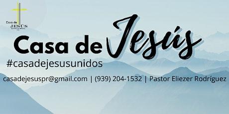 9:30am Casa de Jesús tickets