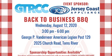 Back to Business BBQ tickets