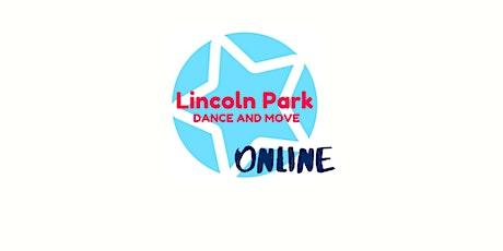 Virtual Ballet Basics (Age: 5-7 Years) tickets