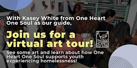Kasey White Presents: A Virtual Art Tour tickets