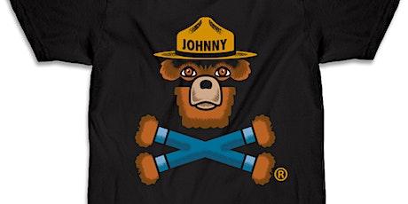 Johnny Cupcakes Virtual Pop Up Shop (July)~ Arizona tickets