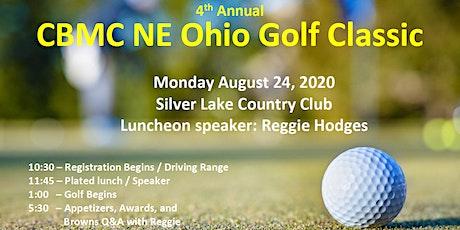 4th Annual CBMC NE Ohio Golf Classic tickets