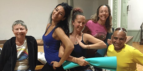 WED 7PM ZOOM YOGA/PILATES: Get More Tone and More Adorable! tickets