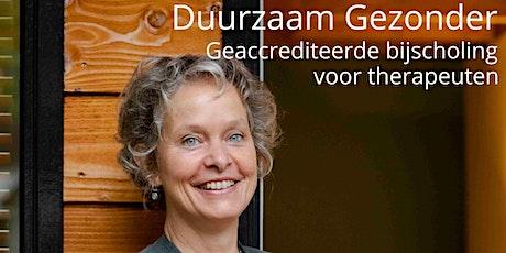 Webinar Duurzame Gezondheid | Geaccrediteerde bijscholing voor therapeuten tickets