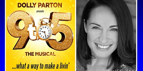 9 to 5 the musical Workshop with Jenny Legg tickets