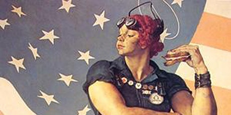 Visual Fitness 4 STRENGTH: Rosie the Riveter & the 2020 Pandemic! tickets