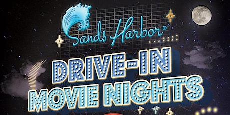 Sands Harbor Resort & Marina - Drive-In Movie Night tickets