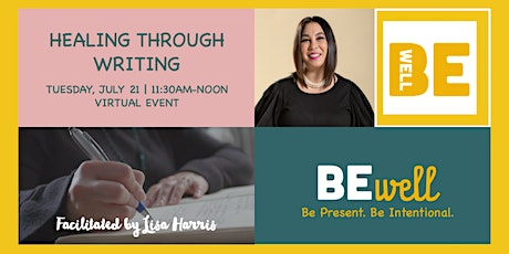Healing Through Writing:  Facilitated by Lisa Harris tickets