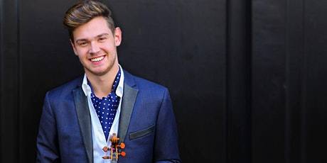 Blake Pouliot - violin with pianist Madeline Hildebrand  tickets