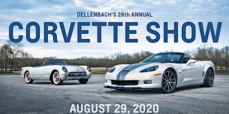 Dellenbach's 28th Annual Corvette Show tickets