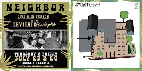 Neighbor @ Levitate Backyard - 7.24.2020 tickets