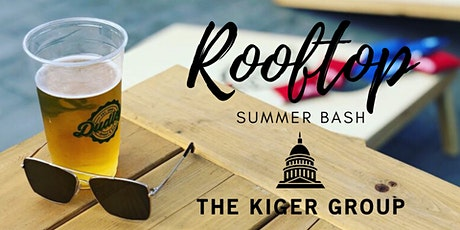 TKG Summer Rooftop Party tickets