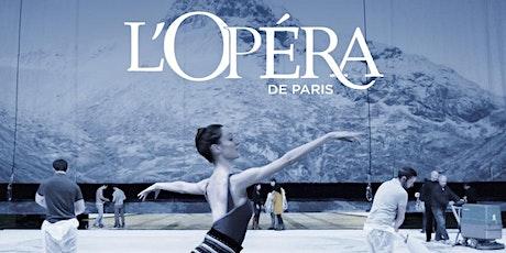 L'Opéra de Paris à l'Ambassade de France au Canada billets