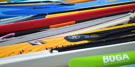 Summer Paddleboarding Group tickets