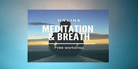 Meditation & Breath tickets