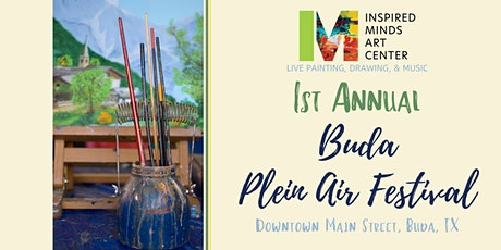 Buda Plein Air Festival tickets