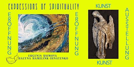 """Führung durch die Ausstellung """"Expressions of Spirituality"""" Tickets"""