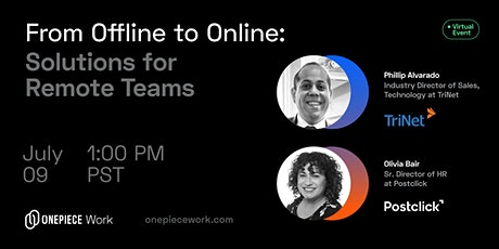 From Offline to Online: Solutions for Remote Teams tickets