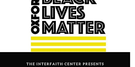 Open Forum: A Community Discussion with BLM Oxford tickets