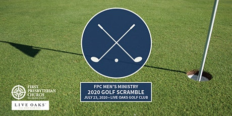 FPC Men's Ministry Golf Scramble 2020 tickets