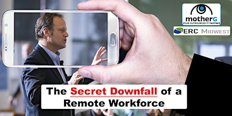 The Secret Downfall of a Remote Workforce tickets