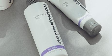 Skinformation Workshop - calming sensitive skin billets