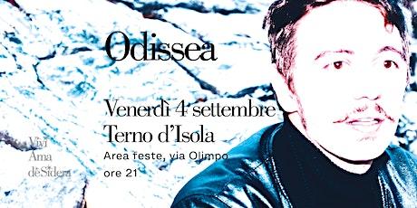 ODISSEA / Terno d'Isola biglietti
