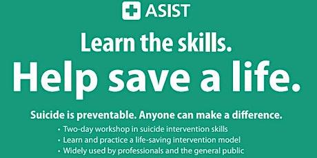 ASIST- Applied Suicide Intervention Skills Training- Workshop tickets