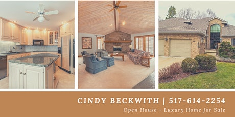 6241 Windrush Lane, East Lansing, MI 48823 - Cindy Beckwith - Open House tickets