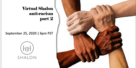 Virtual Shalon | Commitment to Anti-Racism tickets