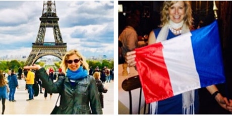 FRENCH CLUB WITH GLORIA - BASTILLE DAY Fête -  FUN French Conversation tickets