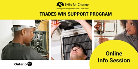 Free Online Joint Info Session Skills for Change TWSP & TCET tickets
