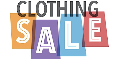 Clothing Sale tickets