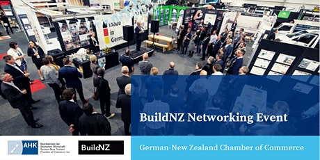 BuildNZ Networking Event  2020 tickets
