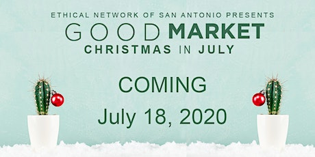 Good Market: Christmas in July tickets