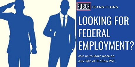Federal Employment Q&A Session tickets