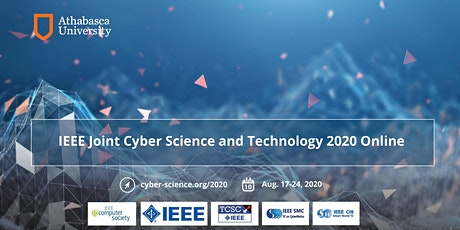 IEEE Joint Cyber Science and Technology 2020 Online tickets