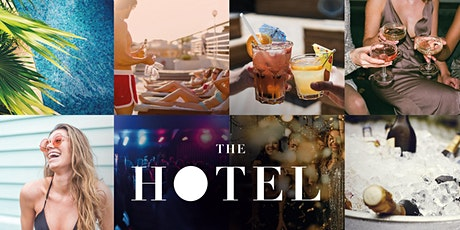 The Hotel Pool Party Guernsey 2020 tickets