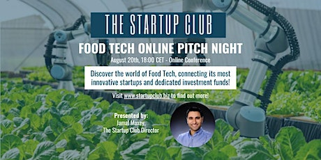 Food Tech Pitch Night tickets