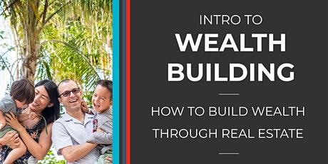 Intro To Wealth Building tickets